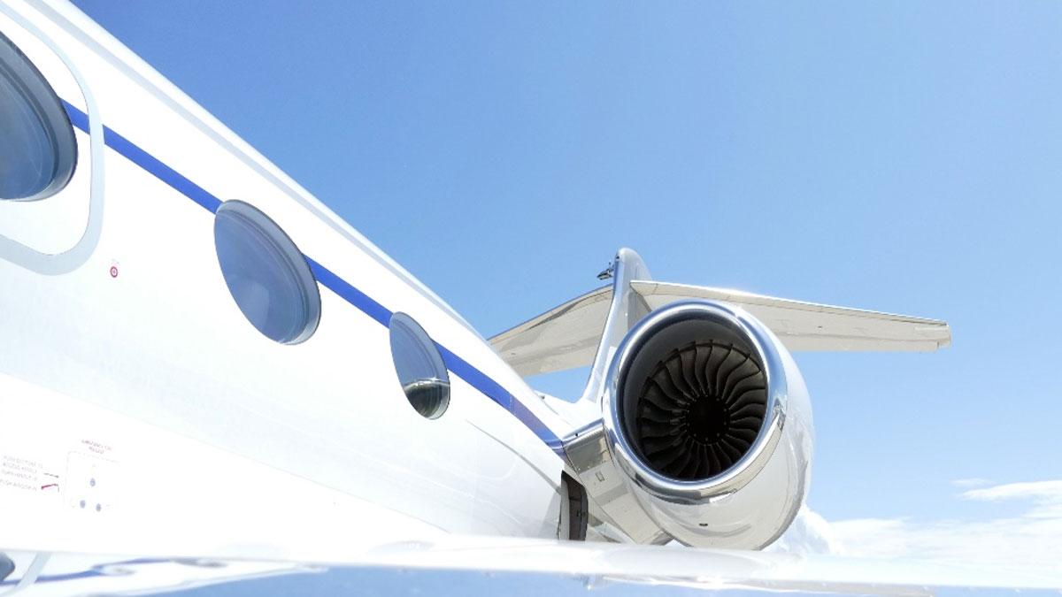 Avion Rolls Royce