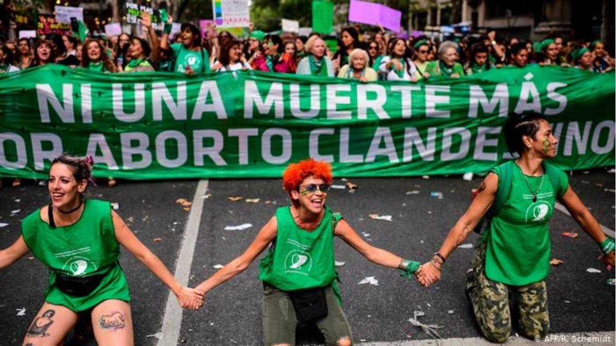 Feministas argentinas