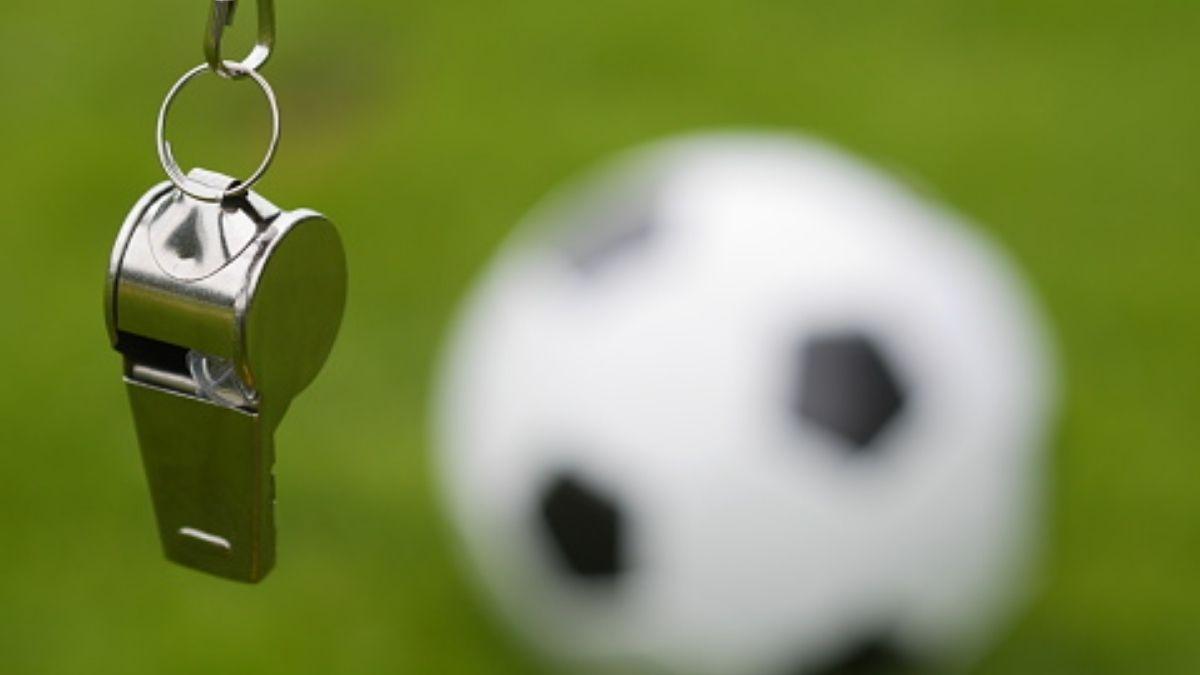 Arbitro futbol