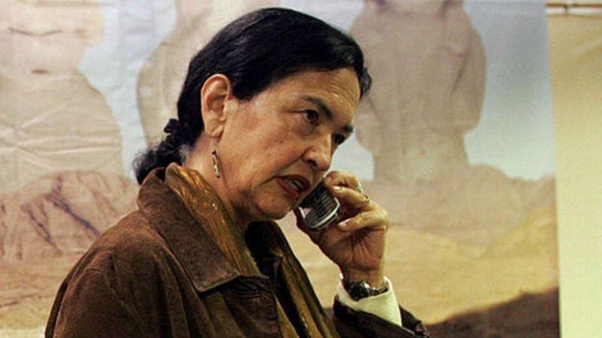 Arqueologa Ruth Shady