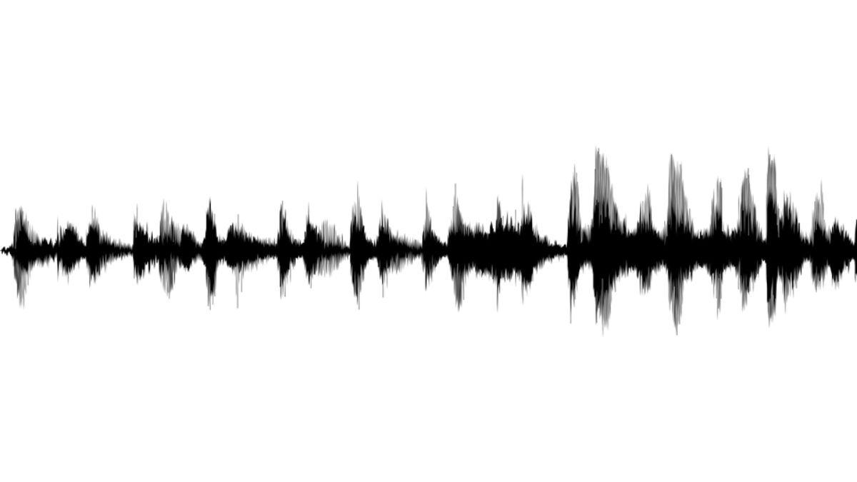 Onda de audio