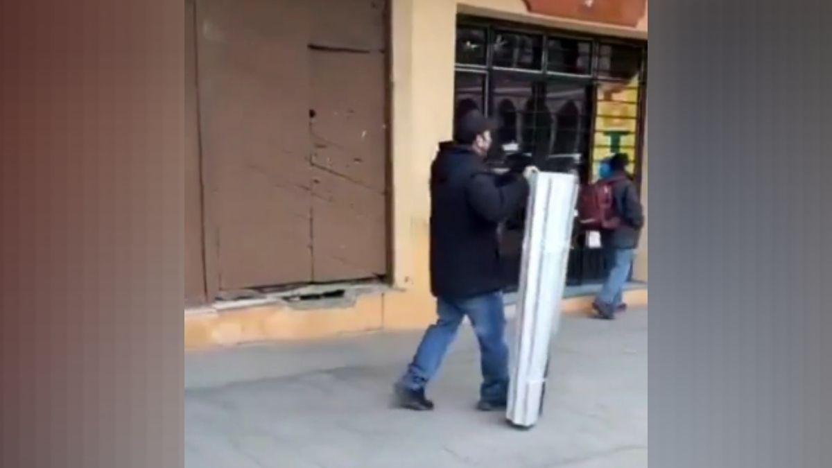 Campaña cubrebocas Puebla