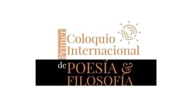 Coloquio Poesia Filosofia