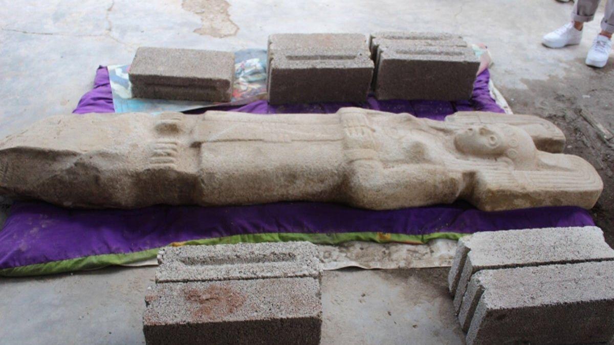 Escultura gobernante prehispanica veracruz