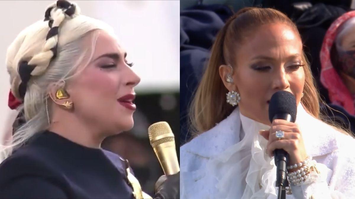 Lady Gaga y JLo