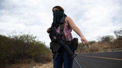 Mujeres autodefensas