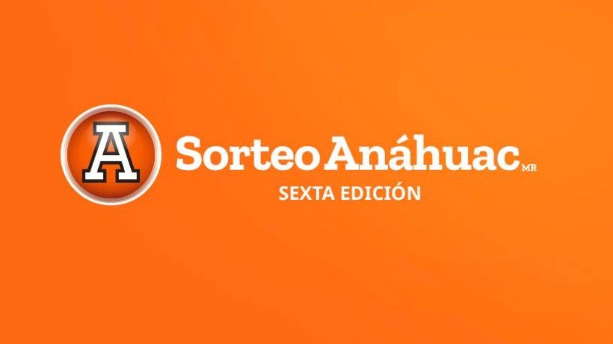 Sorteo Anahuac
