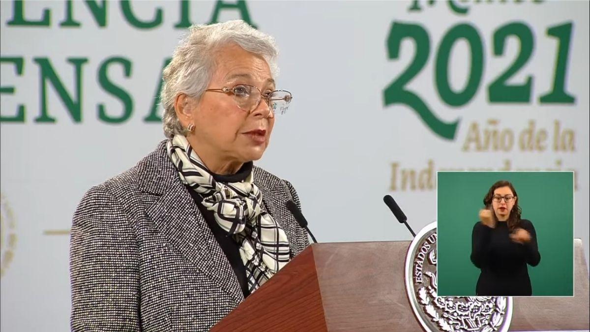 Mañanera Olga Sanchez