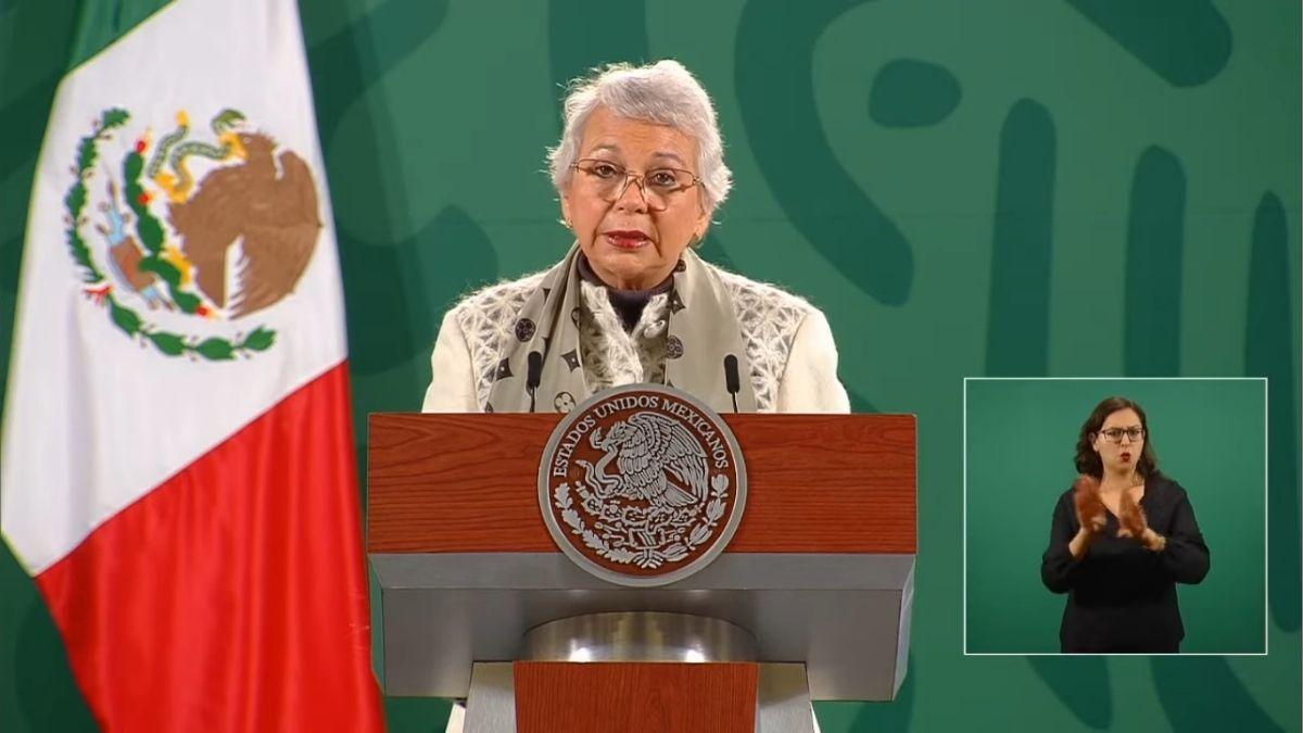 Olga Conferencia