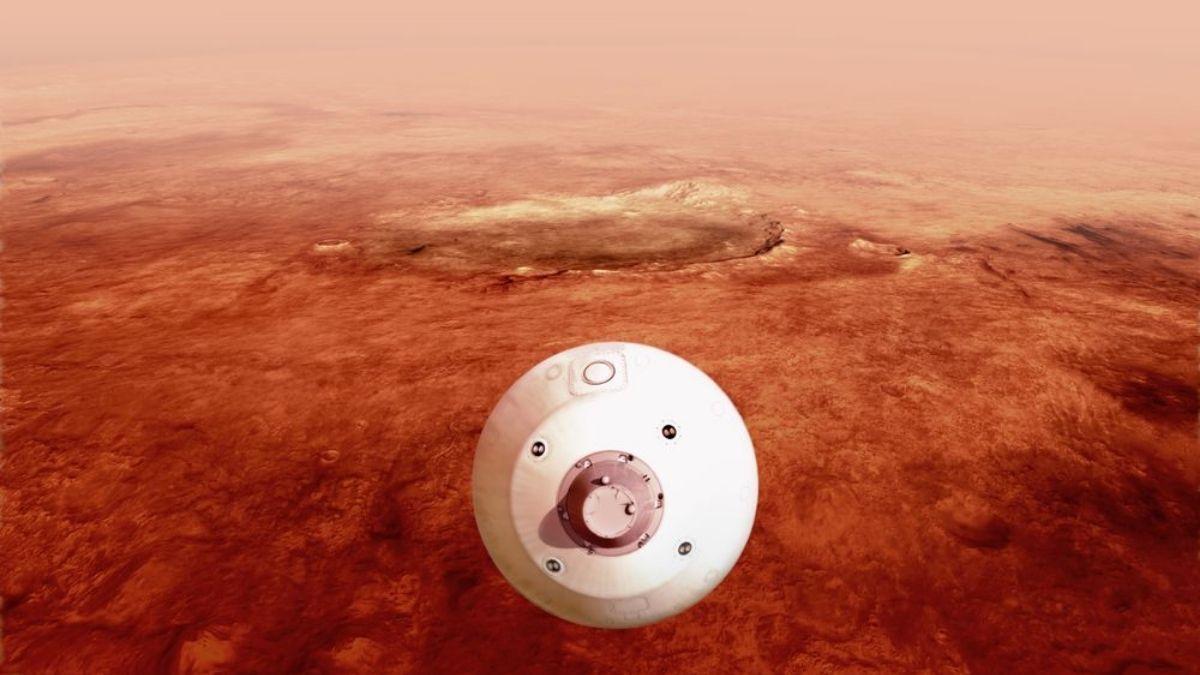 Emiratos Arabes Marte