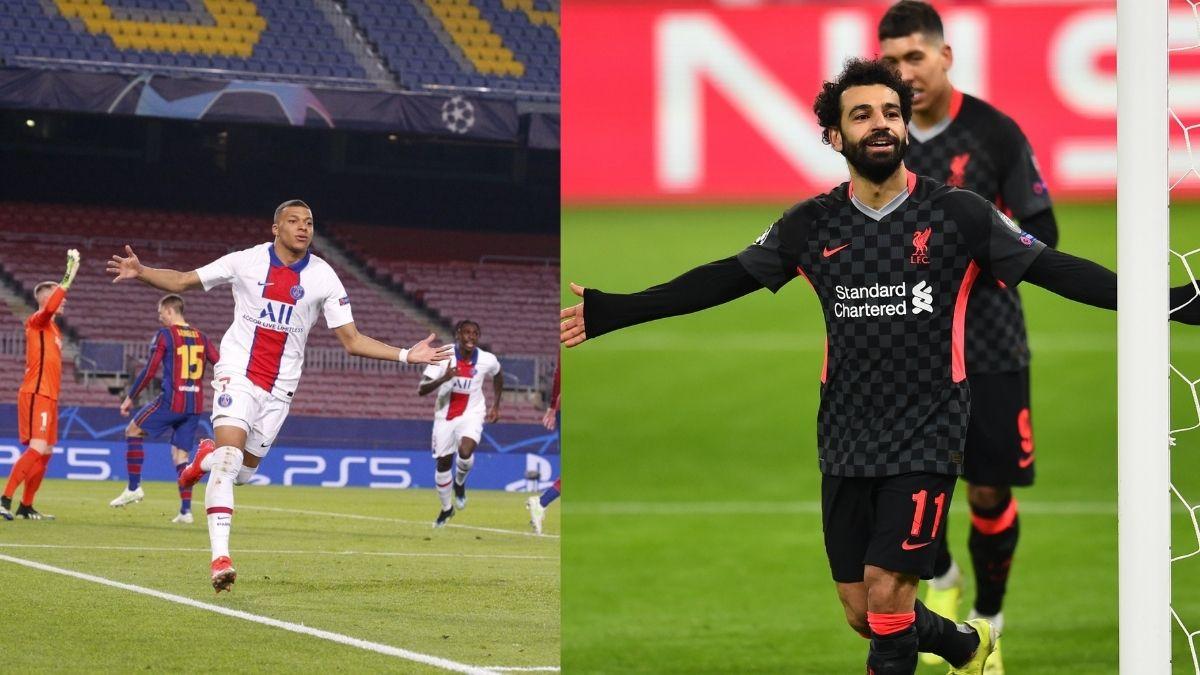 Paris SG y Liverpool
