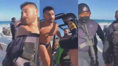Policia Tulum arresta gays