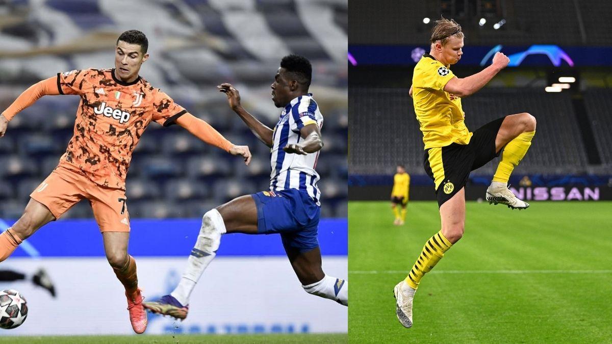 Porto y Dortmund