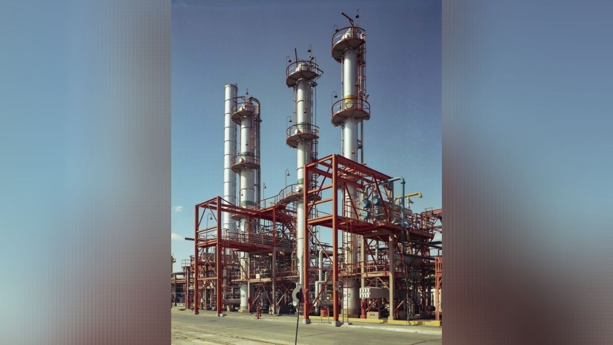 Refineria Azcapotzalco-Vallejo