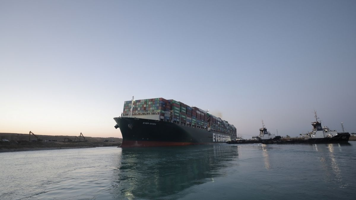Canal del Suez