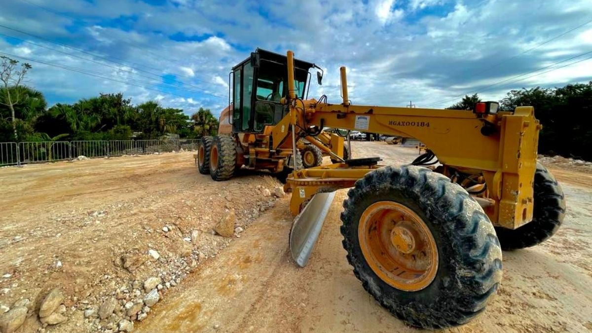 Construcción Tren Maya