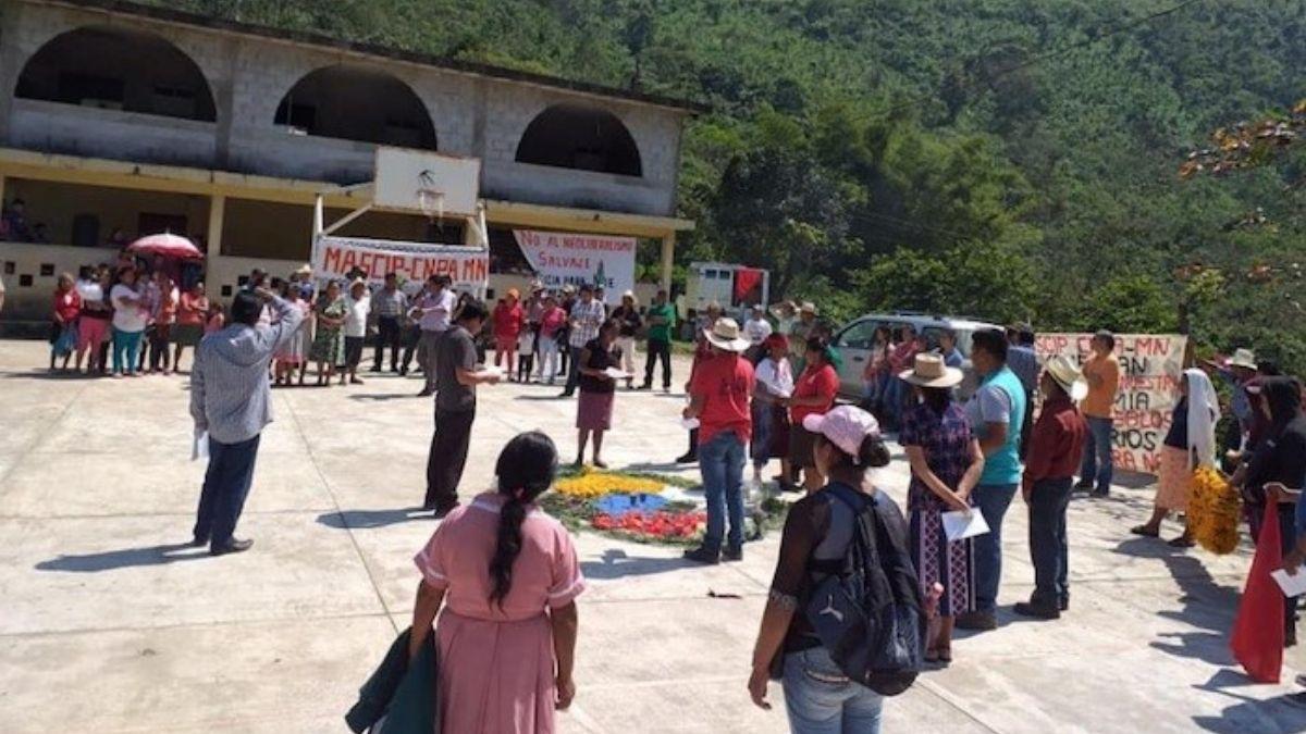 Indigenas cancelan sistema hidroelectrico