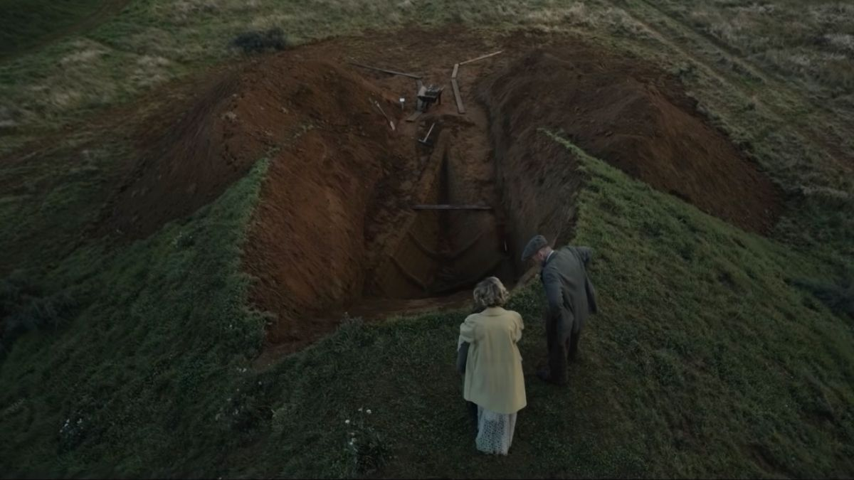 La Excavación Netflix
