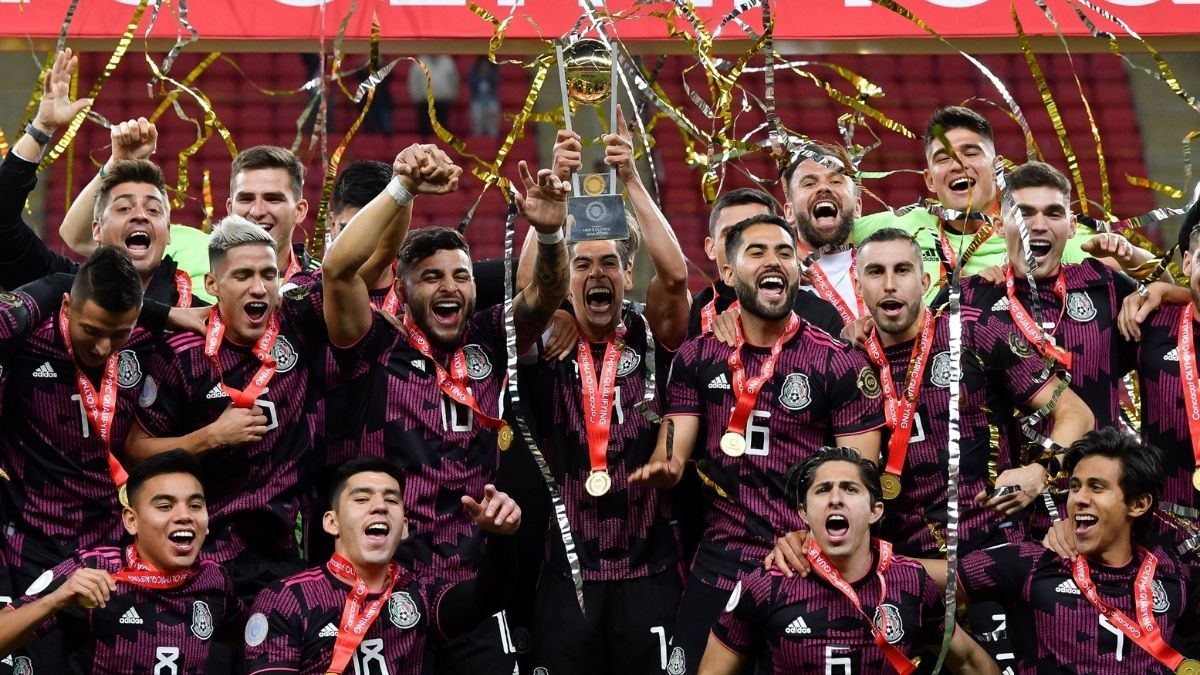 Selección mexicana CONCACAF