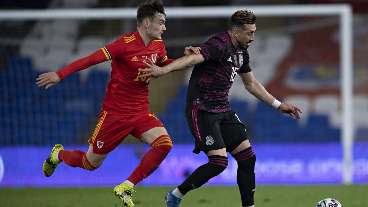 seleccion mexicana vs Gales