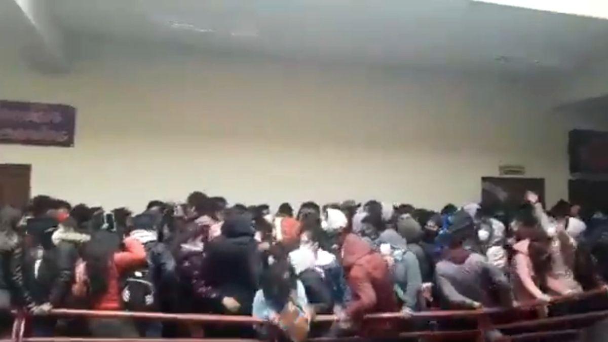 Universidad en Bolivia