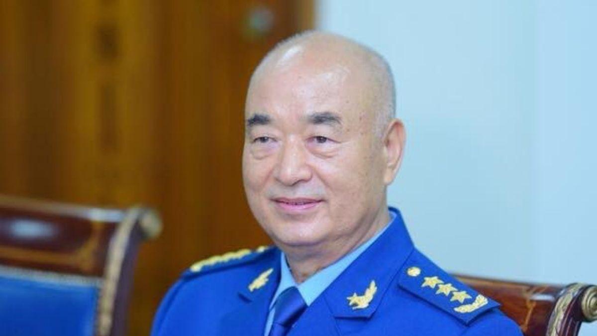 Xu Qiliang militar de China
