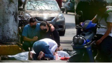 Asesinan niño ciclista