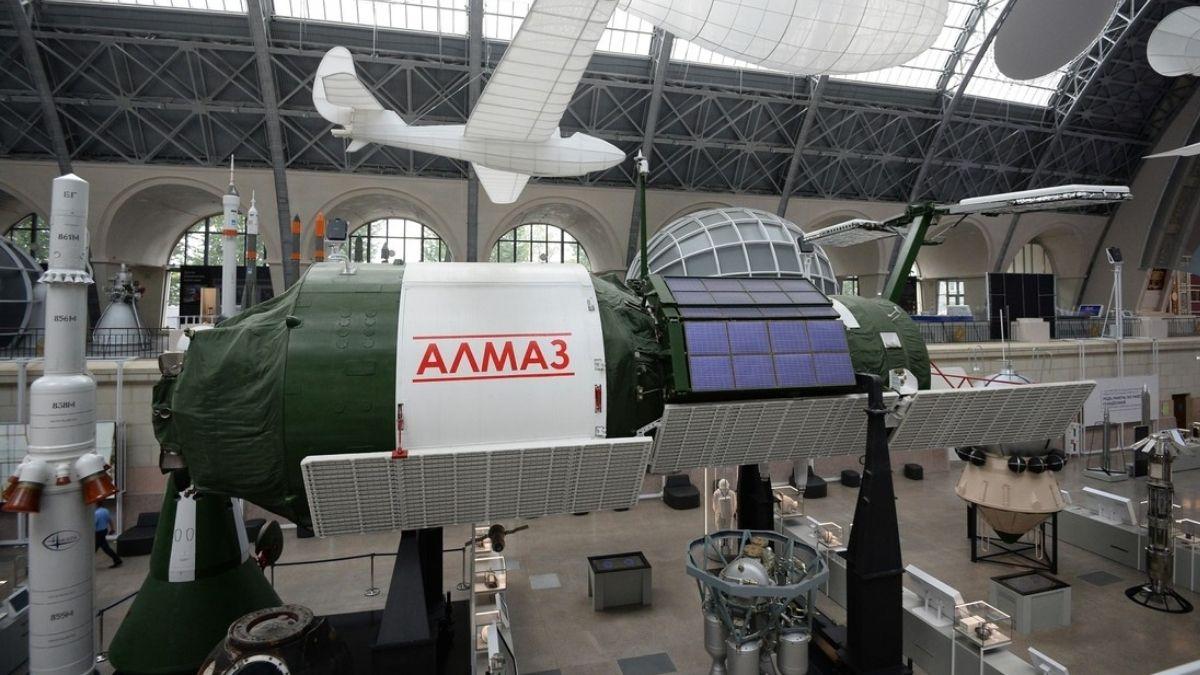 Estacion espacial Almaz