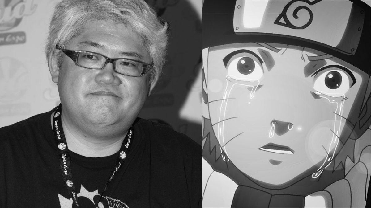 Osamu Kobayashi Naruto