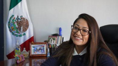 Alcaldesa Lizbeth Victoria Huerta