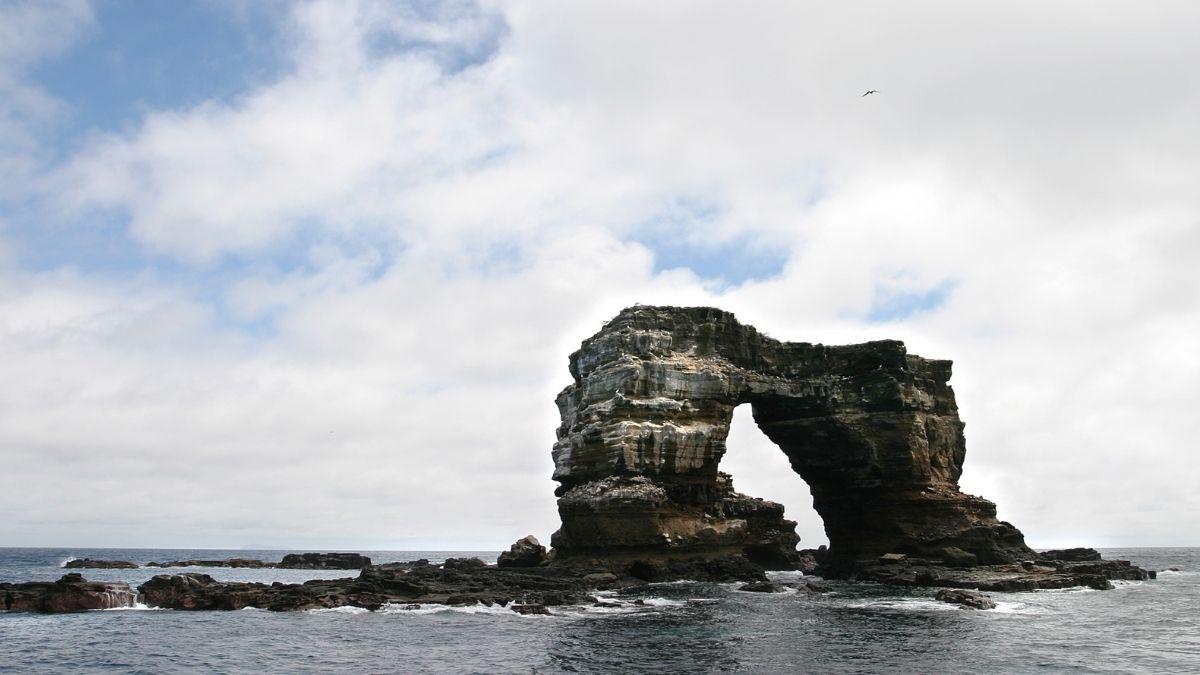 Arco de Darwin Islas Galapagos