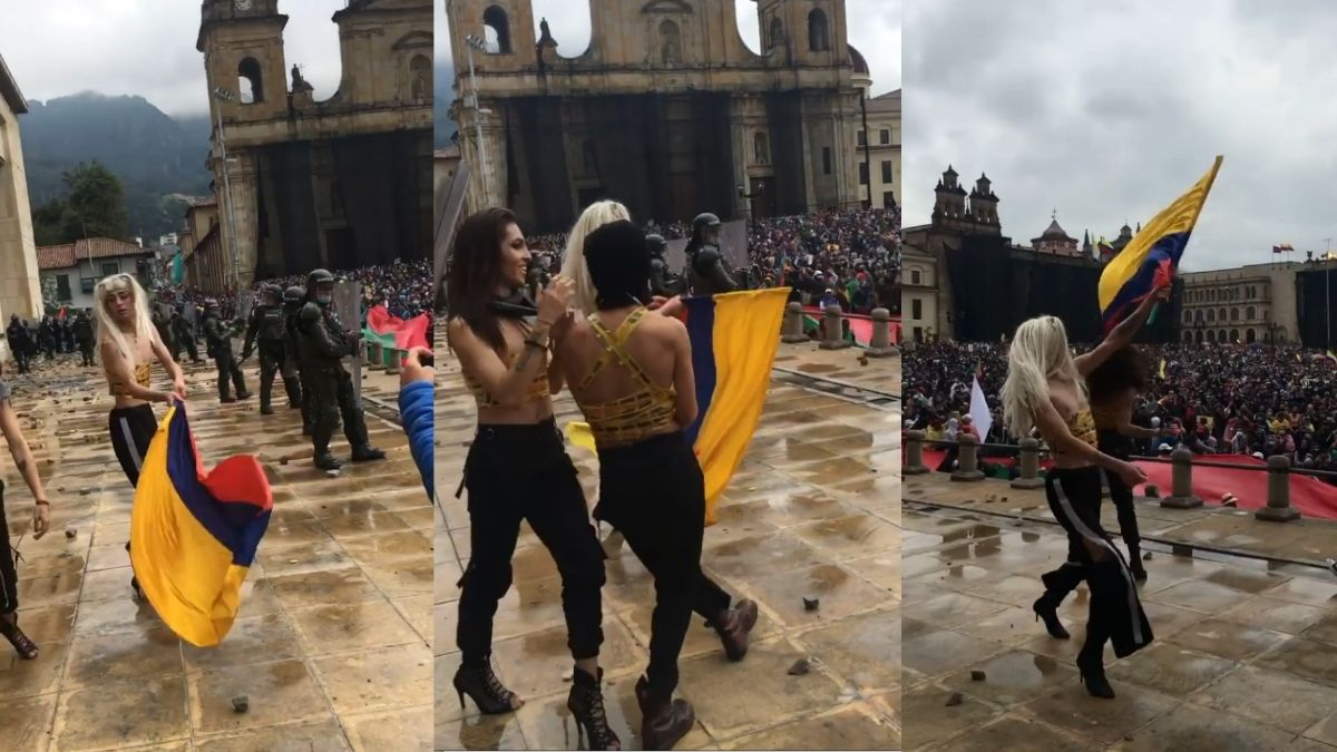 Baile LGBT Colombia