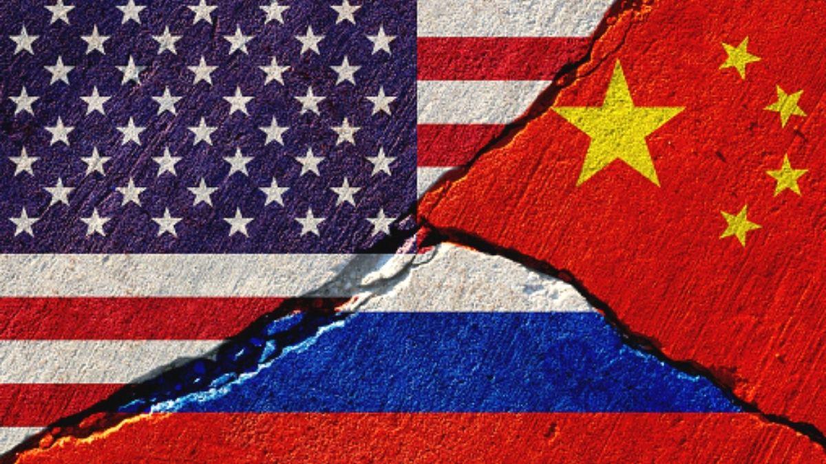 China EUA Rusia