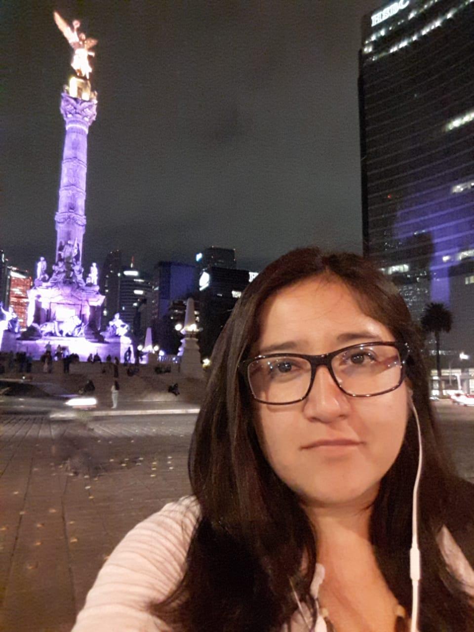 Photo of Lina Martínez Santiago
