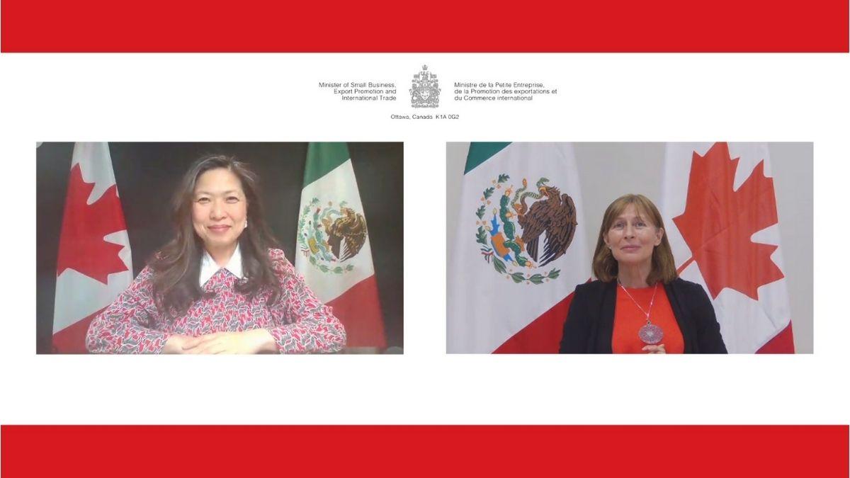 Reunion politica Mexico EUA