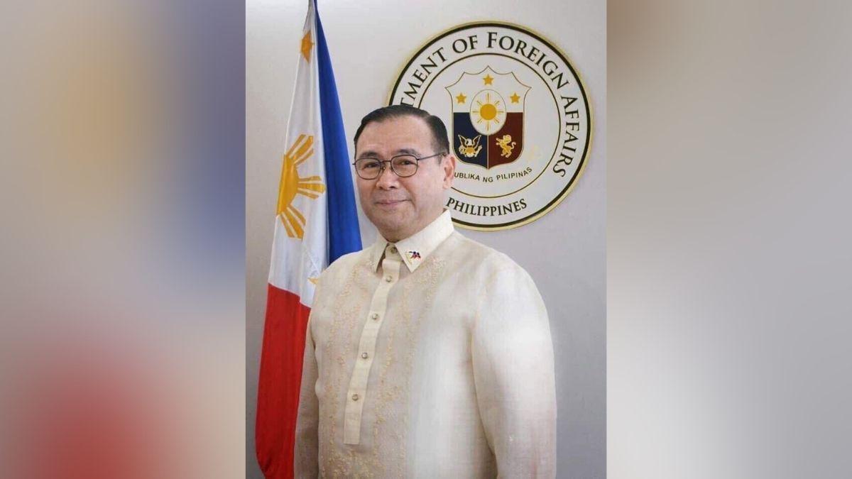 Teddy Locsin Jr exteriores filipinas