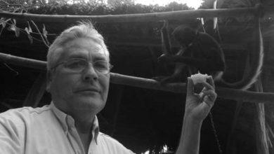 Ambientalista Jose Luis Alvarez Flores
