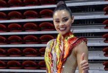 Rut Castillo gimnasia ritmica
