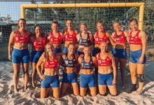 Beach Handball Noruega juegos olimpicos