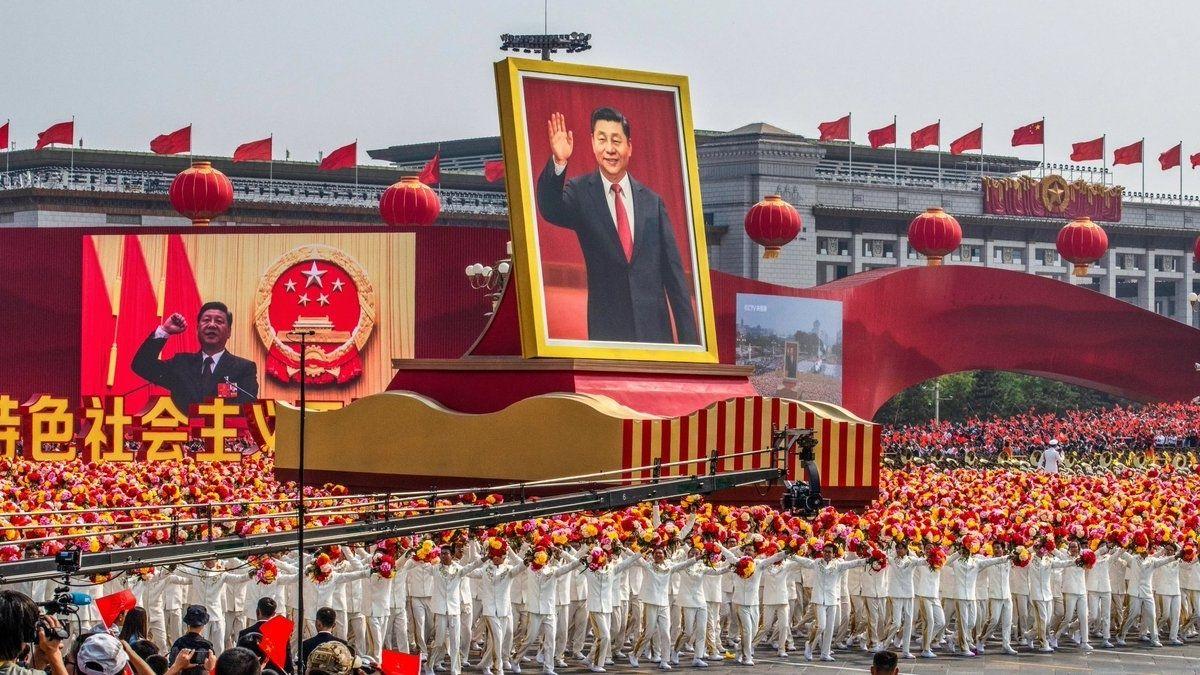 Centenario Partido Comunista China