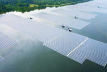 Granja solar Singapur