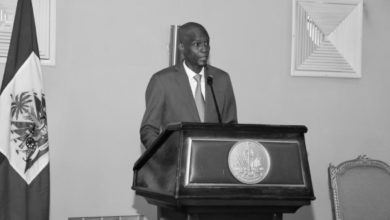 Jovenel Moise presidente Haiti 2