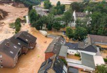 Lluvia inundaciones Alemania