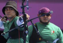 Medalla tiro con arco Mexico