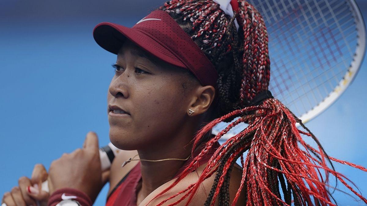 Naomi Osaka Juegos olimpicos