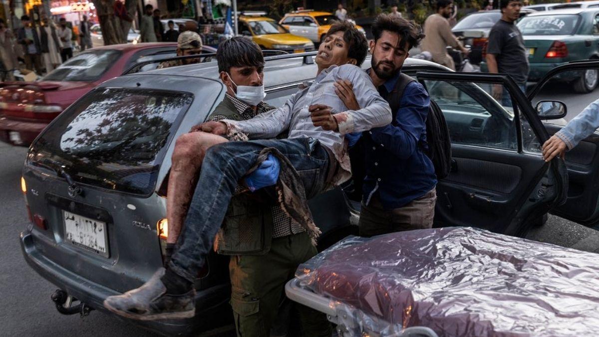 Atentados Kabul