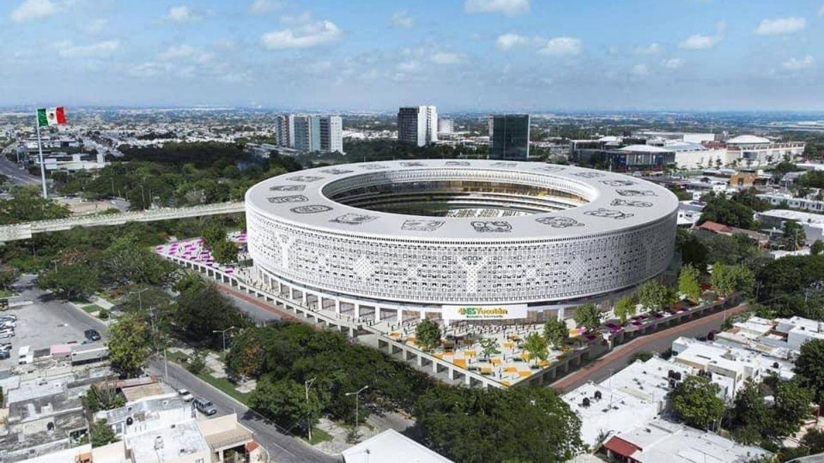 Estadio Yucatan
