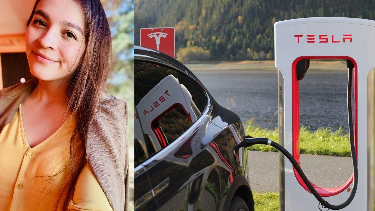 Mexicana en Tesla