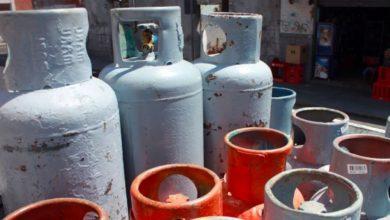 Tanque gas LP