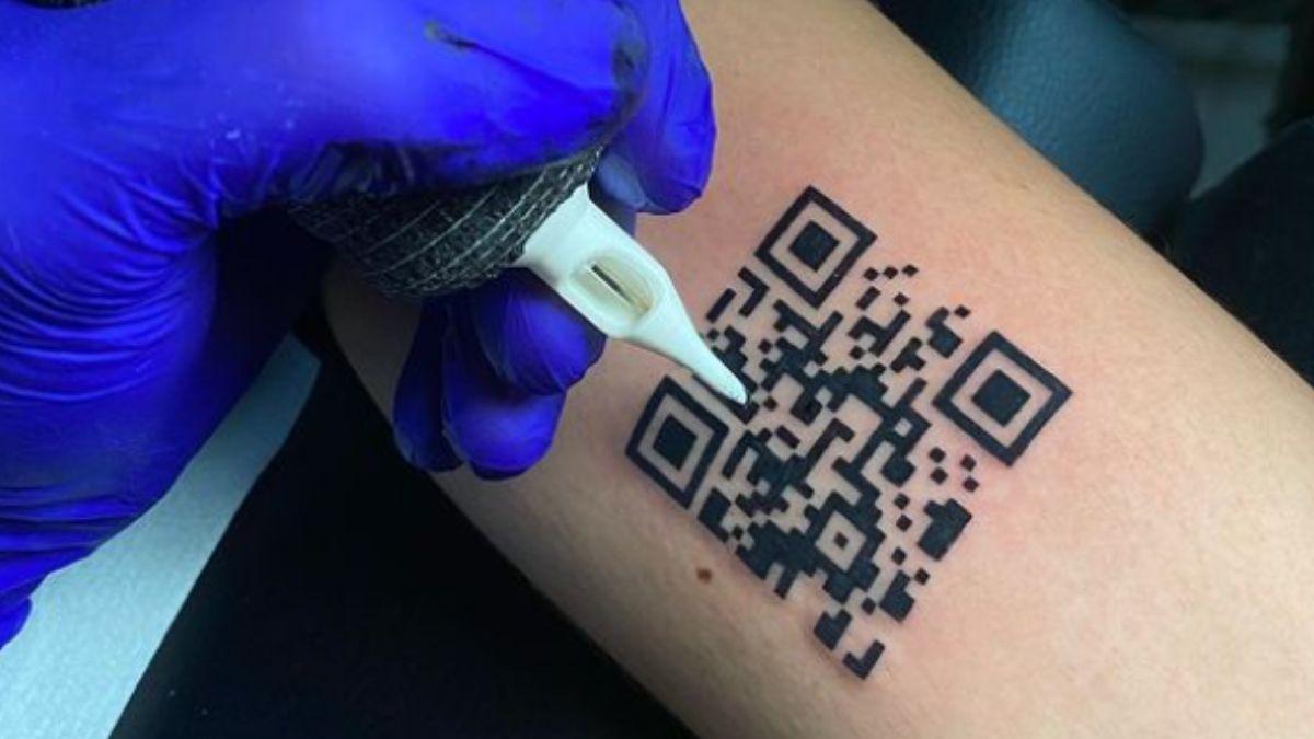 Tatuaje pasaporte COVID